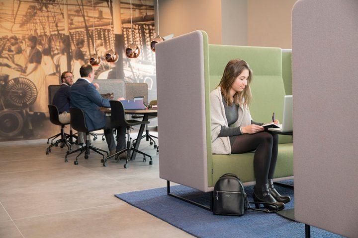 Java toren de ruimte voor jou werk