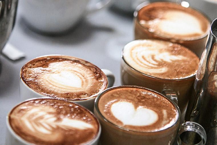Javatoren catering verse koffie